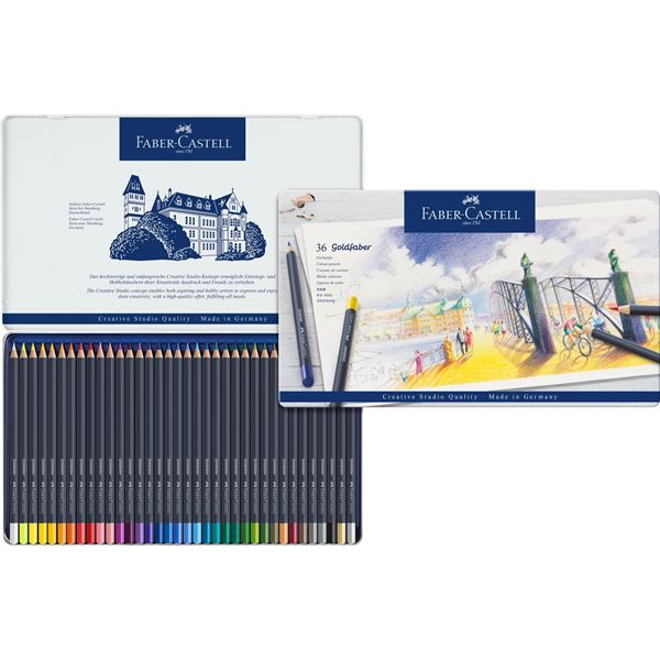 GOLDFABER permanen., 36ks